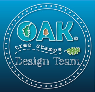 Oak Tree Stamps