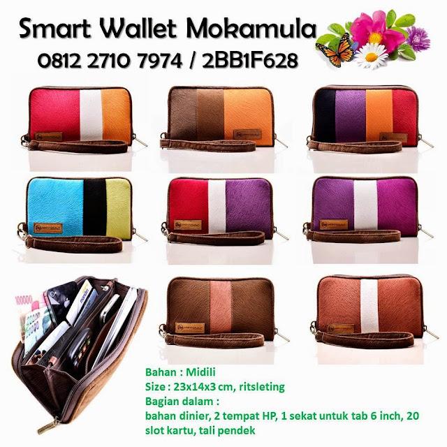 Pasar Etnik Mokamula Smart Wallet