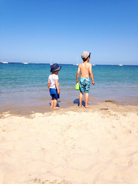 ile d'yeu vacances famille enfant blog tournesol pamplemousse