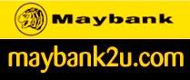 MAYBANK - A/C NO 16998 1010 531