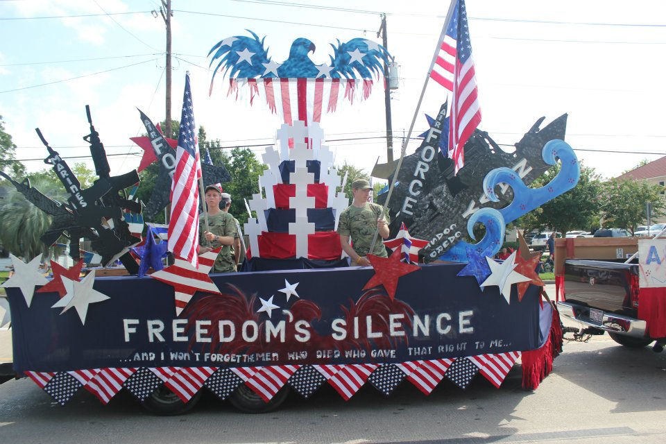 july 4th parade float ideas