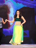 Anasuya dance performance at Gama 2014 event-cover-photo