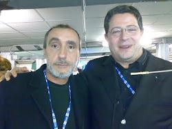 Vitaliano Gallo e Fausto Mesolella