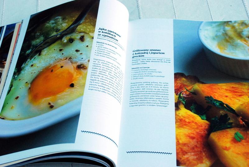 Wnętrze magazynu, śniadania dla dwojga