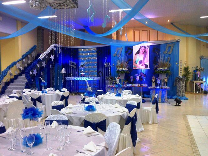 Celsior eventos decoracion 15 a os tematica musical for Decoracion salon xv anos