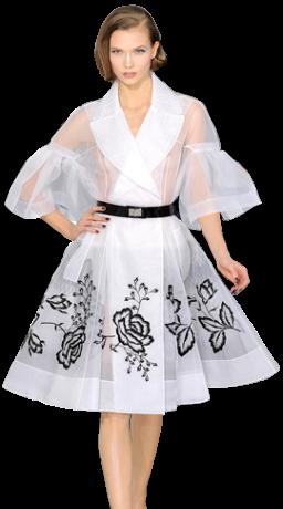 Высокая Мода Весна 2012.