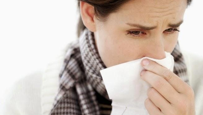 El resfriado y la tos