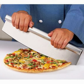 Rocker Blade Pizza Cutter