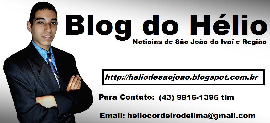 Blog do Hélio de São João do Ivaí