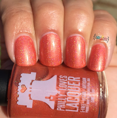 Addicted To Holos Indie Box, Philly Loves Lacquer Taisteal Sabhailte