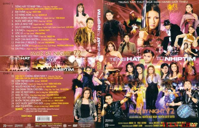PBN 72 – Tiếng hát từ nhịp tim (2004) DVDISO/DVDRIP
