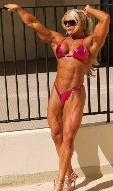 Lisa Cross Female Muscle Bodybuilder Blog