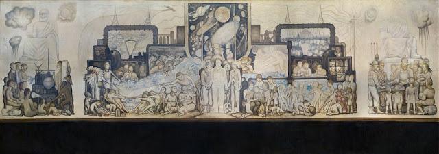 La historia completa sobre el mural de Diego Rivera en el Centro Rockefeller