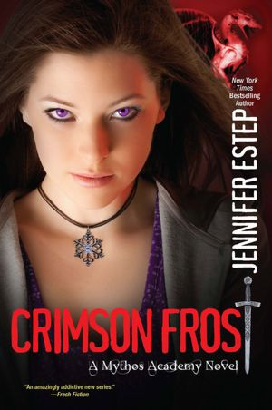 Jennifer Estep Kiss of Frost