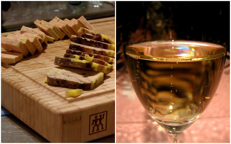 food box quel champagne pour quel foie gras. Black Bedroom Furniture Sets. Home Design Ideas