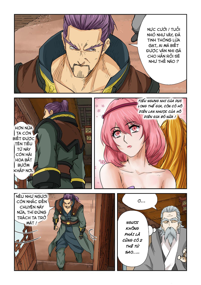 Tales of Demons and Gods chap 120 Trang 5 - Mangak.info