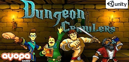 Dungeon Crawlers v1.21 APK + DATA