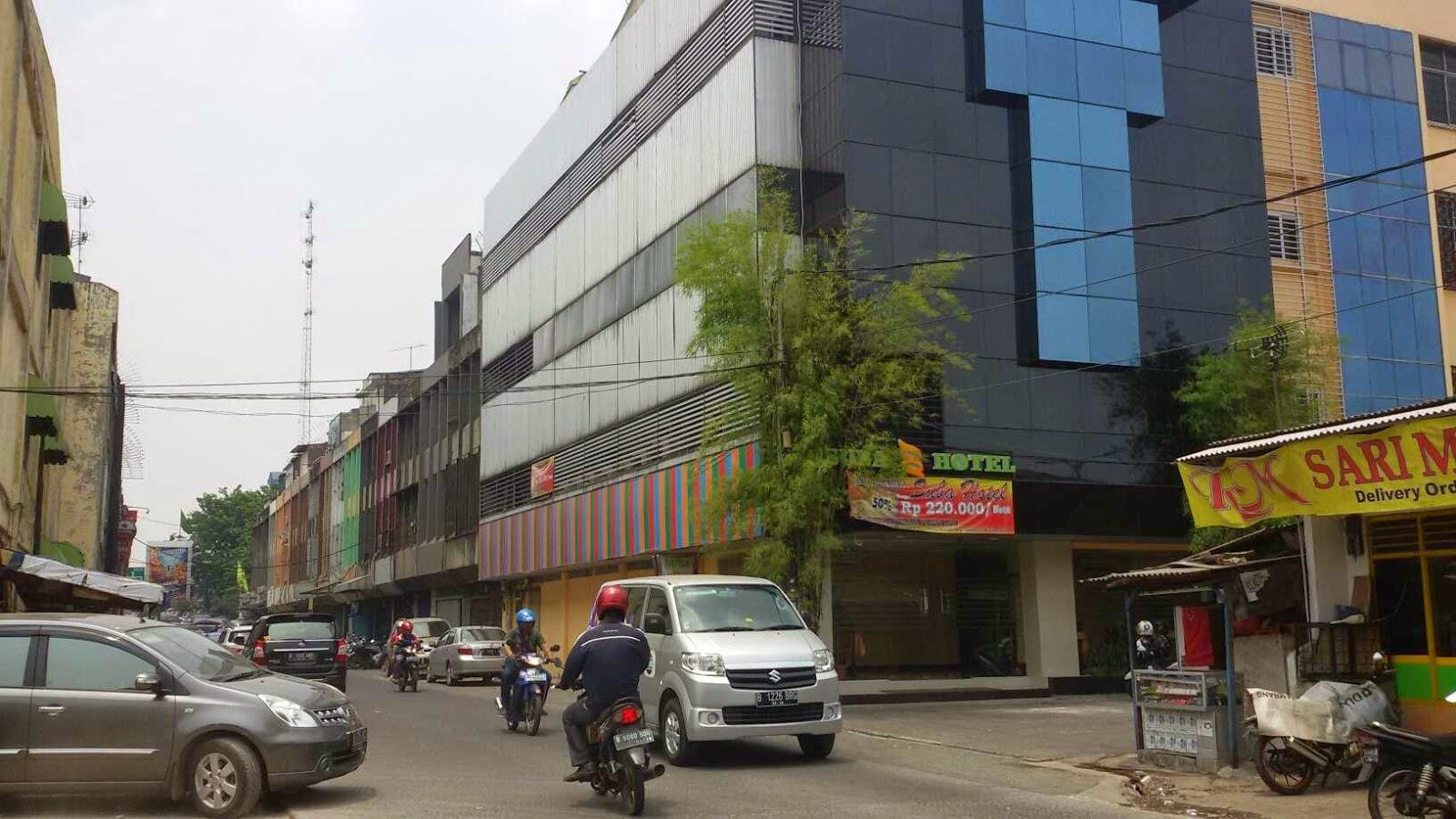 Hotel Suba Daan Mogot Jakarta Barat Berhantu