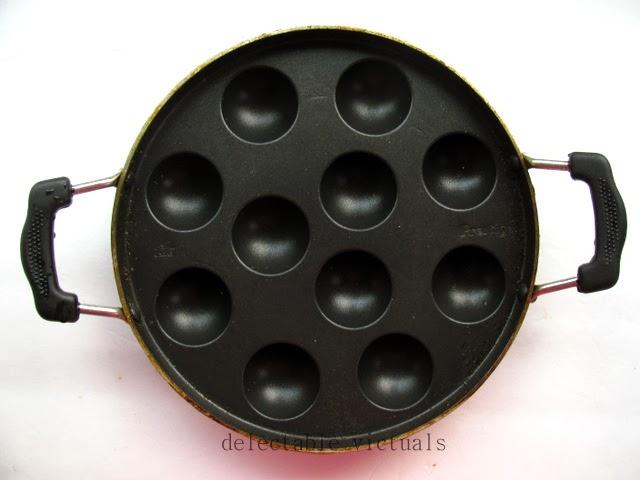 appa karal pancake puffs maker