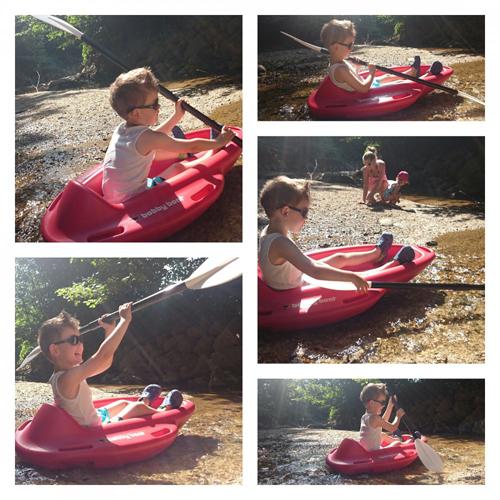 德國 BIG-BOBBY 兒童用獨木舟遊戲輕艇