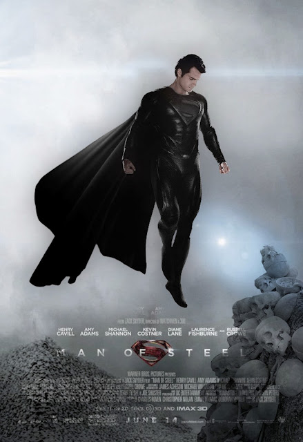 Man of Steel | Spoiler Alert • TheGeekSummit.Blogspot.com