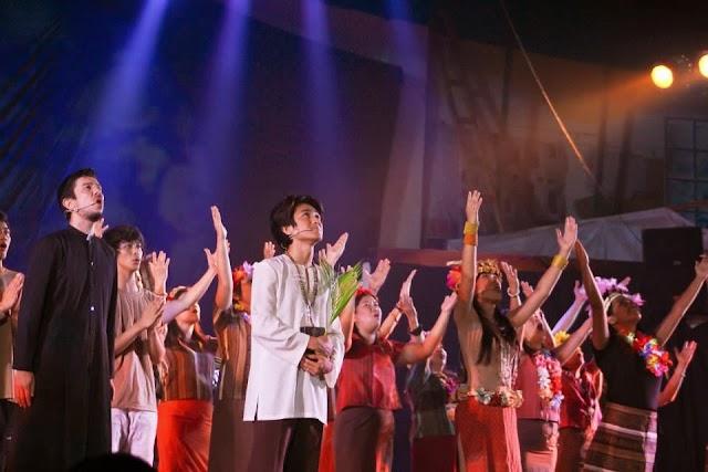 Teen Saint Pedro, The Musical Inspires UAE Catholics