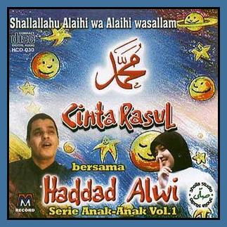 QOMS-SEGER-HANA TUBAN: HADDAD ALWI & SULIS - (1998) Cinta