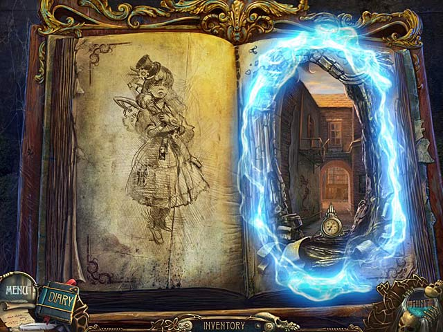 Azada 3: In Libro Collector's Edition Screenshot 2