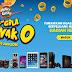 "Roller Coaster ""Gila-Gila Nak O"" Contest: Win iPhone 6, GoPro Hero 4, PlayStation 4  #gilagilanakO"