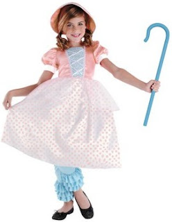 Disney Toy Story - Bo Peep Deluxe Toddler/Child Costume