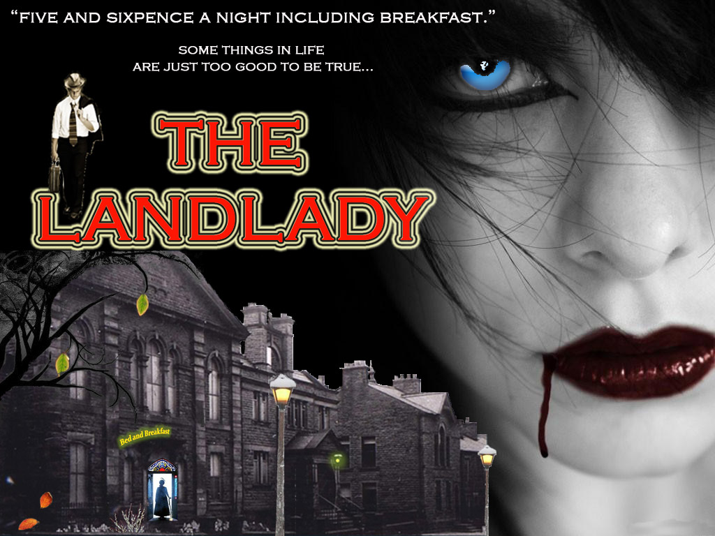 """the landlady setting Hint: as you read """"the landlady"""" put yourself in the place of the main character (protagonist) pay close attention to what billy sees and senses characters protagonist is seventeen year old billy weaver antagonist -owner of the bed & breakfast, the landlady setting the story takes place in bath, england probably during the mid-1900s."""