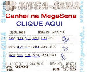 Como ganhar na Mega-Sena