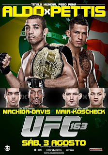 Download - UFC 163: Aldo vs Pettis HDTV AVI + RMVB