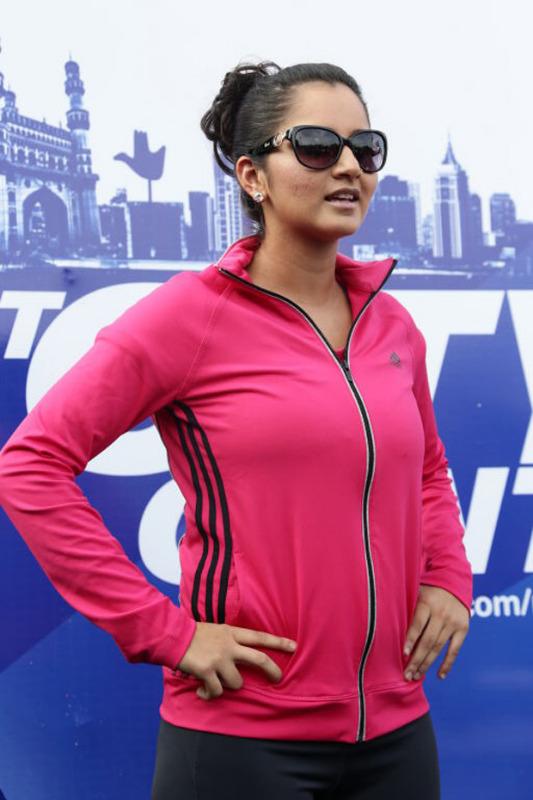 Sania Mirza Boobs