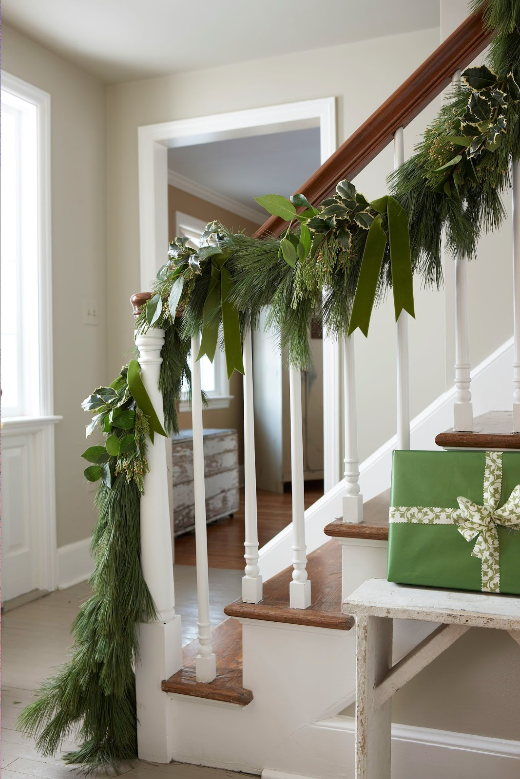 Karin Lidbeck: 20 day countdown, Deck the Hall with Fresh ...