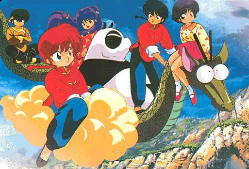 ranma%2B010 The Basic Premise of Ranma 1/2