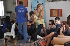 במועדון הנוער בנטף