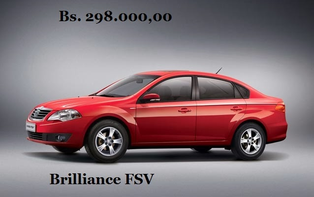 Brilliance FSV