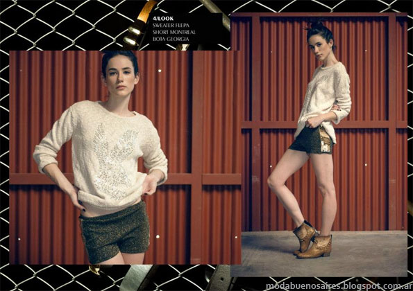 Kosiuko moda invierno 2013 Argentina