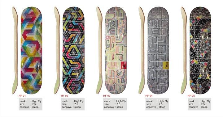 Skateboard Murah Kualitas Pro RETROHELL SKATEBOARD