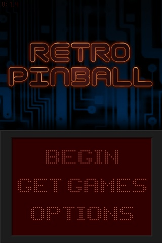 Retro Pinball Free App Game By FusePowered