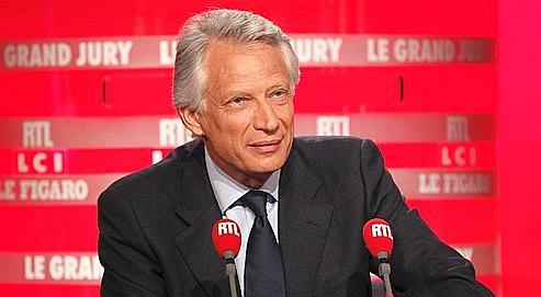 Dominique de Villepin Luc Ferry