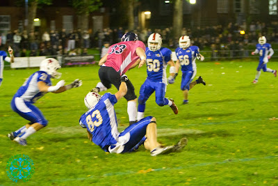 Birmingham Lions Take on Nottingham Trent Renegades BPYC