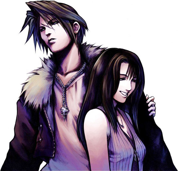 Final Kingdom: Squall and Rinoa Final Fantasy Rinoa And Squall