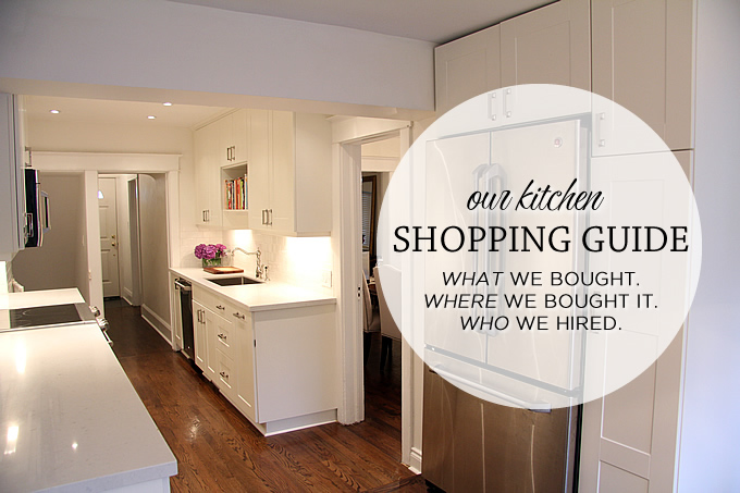 Little House Blog: Kitchen // Shopping Guide