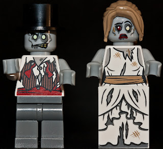 Lego 9465 The Zombies