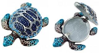 Turtle Trinket Box