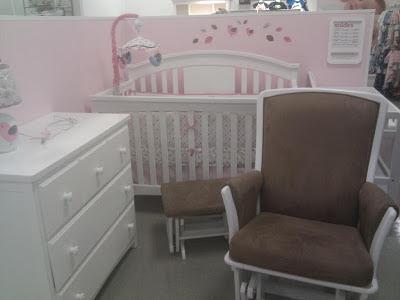 Chambre de Bébé Radieuse #Searsbabyroom