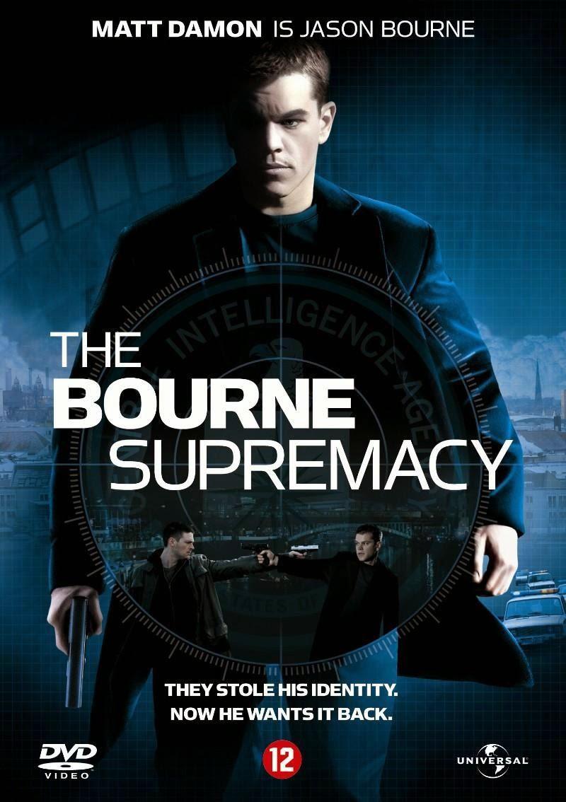 The Bourne Supremacy สุดยอดเกมล่าจารชน [HD]
