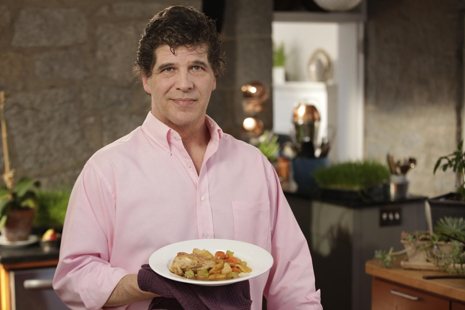 Check out The Yankee Chef, King of Comfort Food